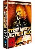Steve Austin Action Box [4 DVDs]