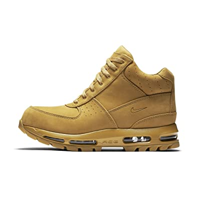 Nike Men's Air Max Goadome QS Flax/Flax/Gum Light Brown Boot 8 Men