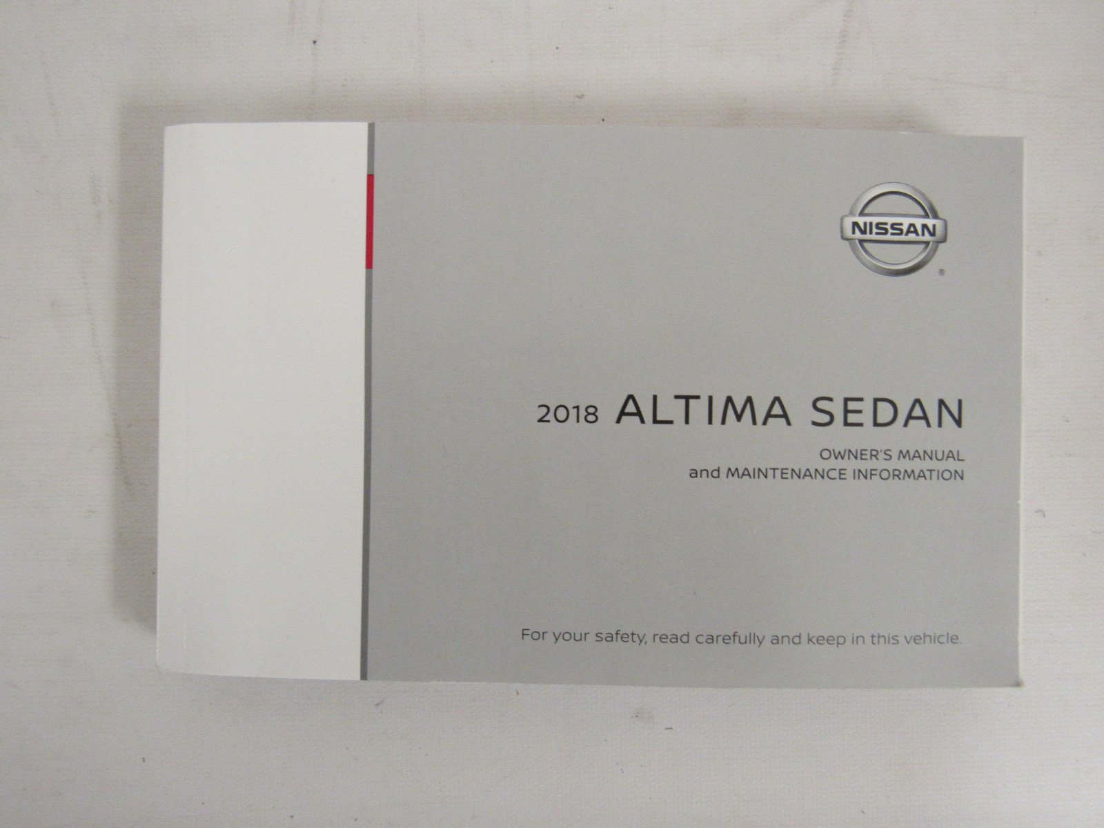 2018 Nissan Altima Sedan Owners Manual Guide Book Set With Case pdf epub