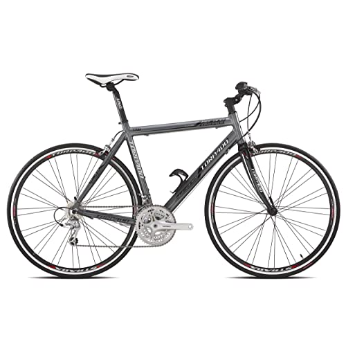 Torpado vélo route KCS Air 3x 9V Flat alu Carbon taille 51Gris (course route)/Bicycle Road KCS Air 3x 9S Flat alu Carbon Size 51Grey (Road Race)