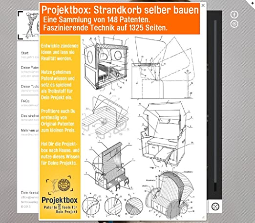 Strandkorb Selber Bauen Deine Projektbox Inkl 148 Original