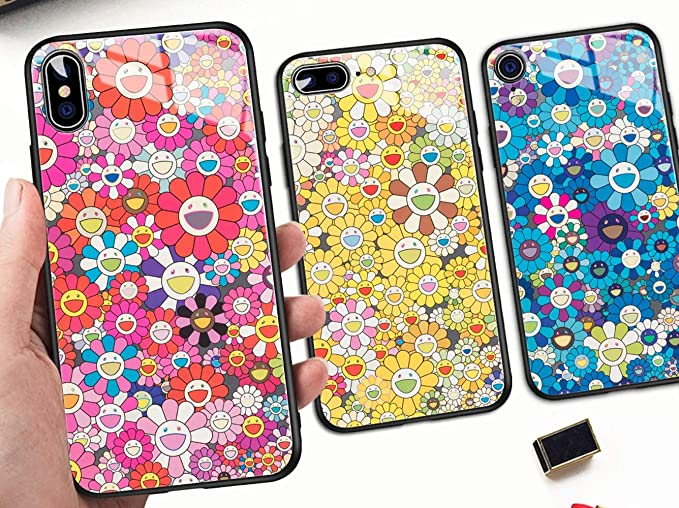 Amazon Com Iphone Series Protective Cases Street Fashion Murakami