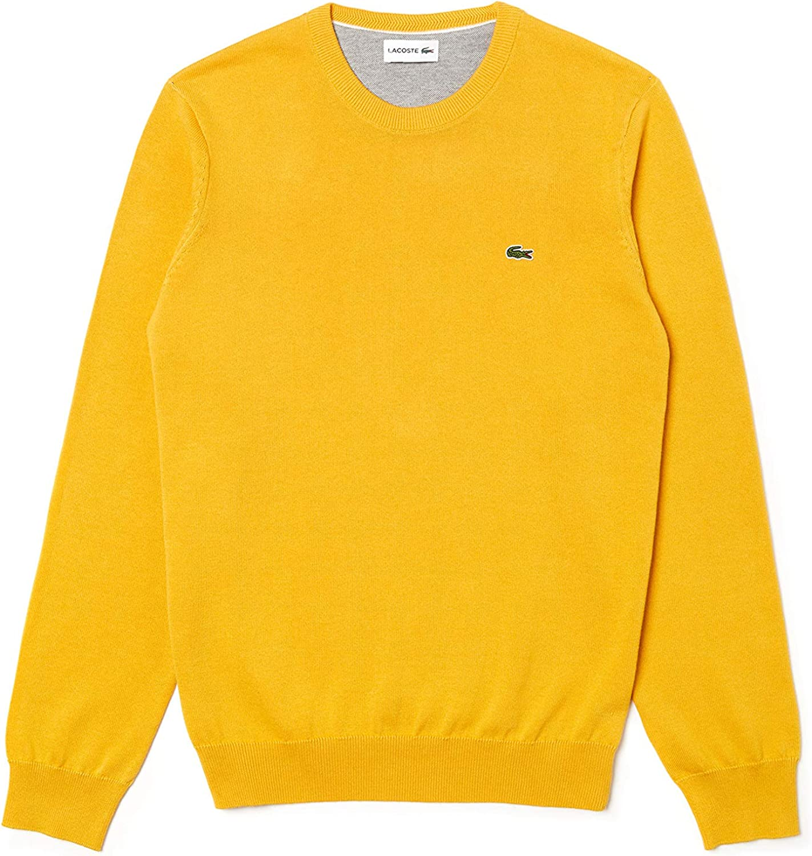 Lacoste suéter para Hombre: Amazon.es: Ropa y accesorios