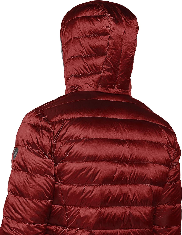 CMP Feel Warm Down Chaqueta Impermeable para Hombre