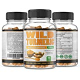 Turmeric Extract Curcumin 95% Cuccuminoids with Bioperine Black Pepper Extract, High Potency and Absorption Supplement by Wild Foods, 90 Count, 500mg, USA Made