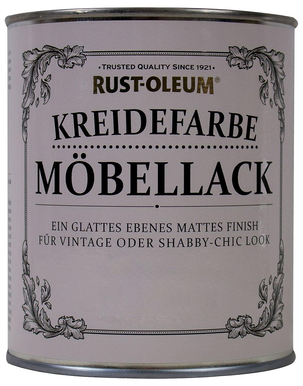 Rust Oleum Mö bellack Kreidefarbe Anthrazit Matt 125 ml Rust-Oleum