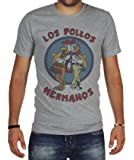Los Pollos Hermanos - Grey T-Shirt