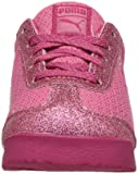 PUMA Baby Roma Glitz Glamm Mesh Kids Sneaker