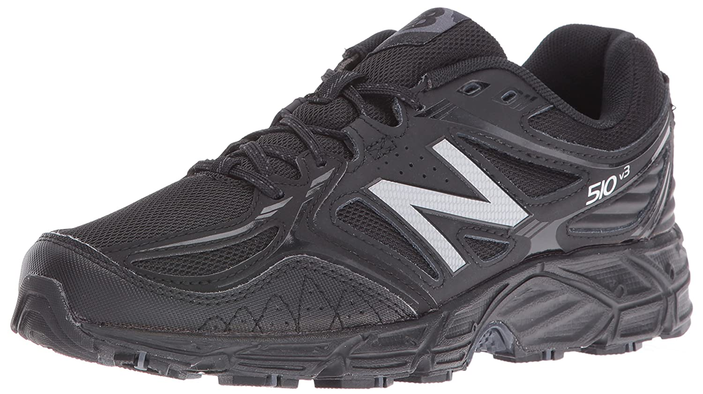 New Balance Women's WT510RS3 Trail Running Shoes B01CQVOG2I 9.5 B(M) US|Black