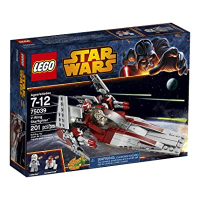 LEGO Star Wars 75039 V-Wing Starfighter: Toys & Games [5Bkhe0505919]