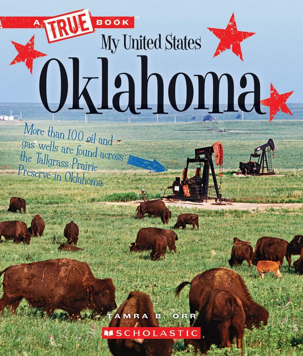 Read Online Oklahoma (True Book My United States) pdf