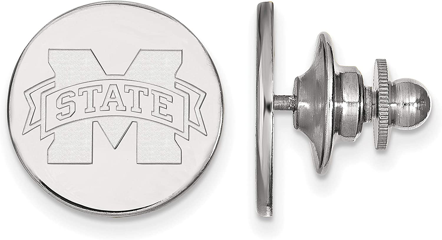 LogoArt Mississippi State University Lapel Pin