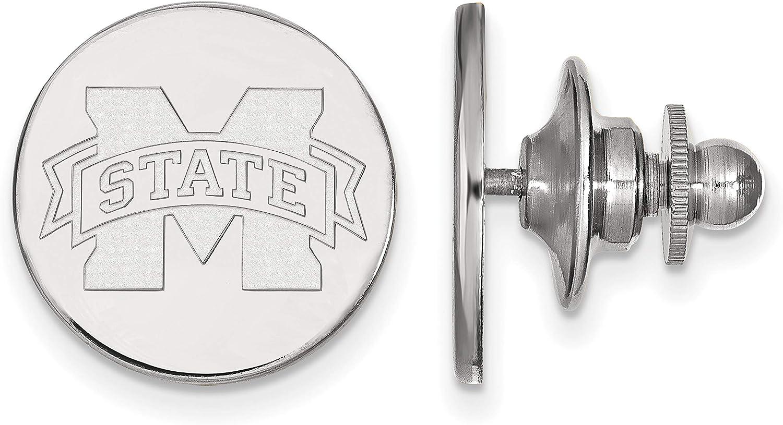 LogoArt Mississippi State University Lapel Pin