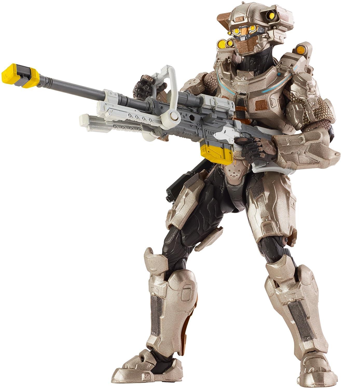 Mattel Halo Spartan Linda 6 Figure DNV00