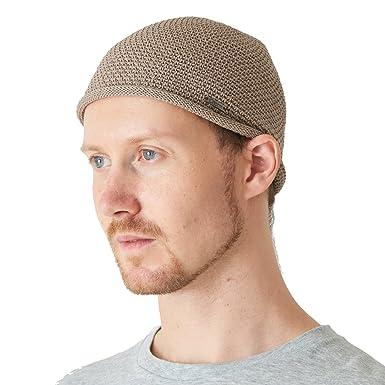 Casualbox Mens Skull Cap Beanie Knit Hat Japanese Fashion All