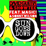 Sun Goes Down-Remixes Ep