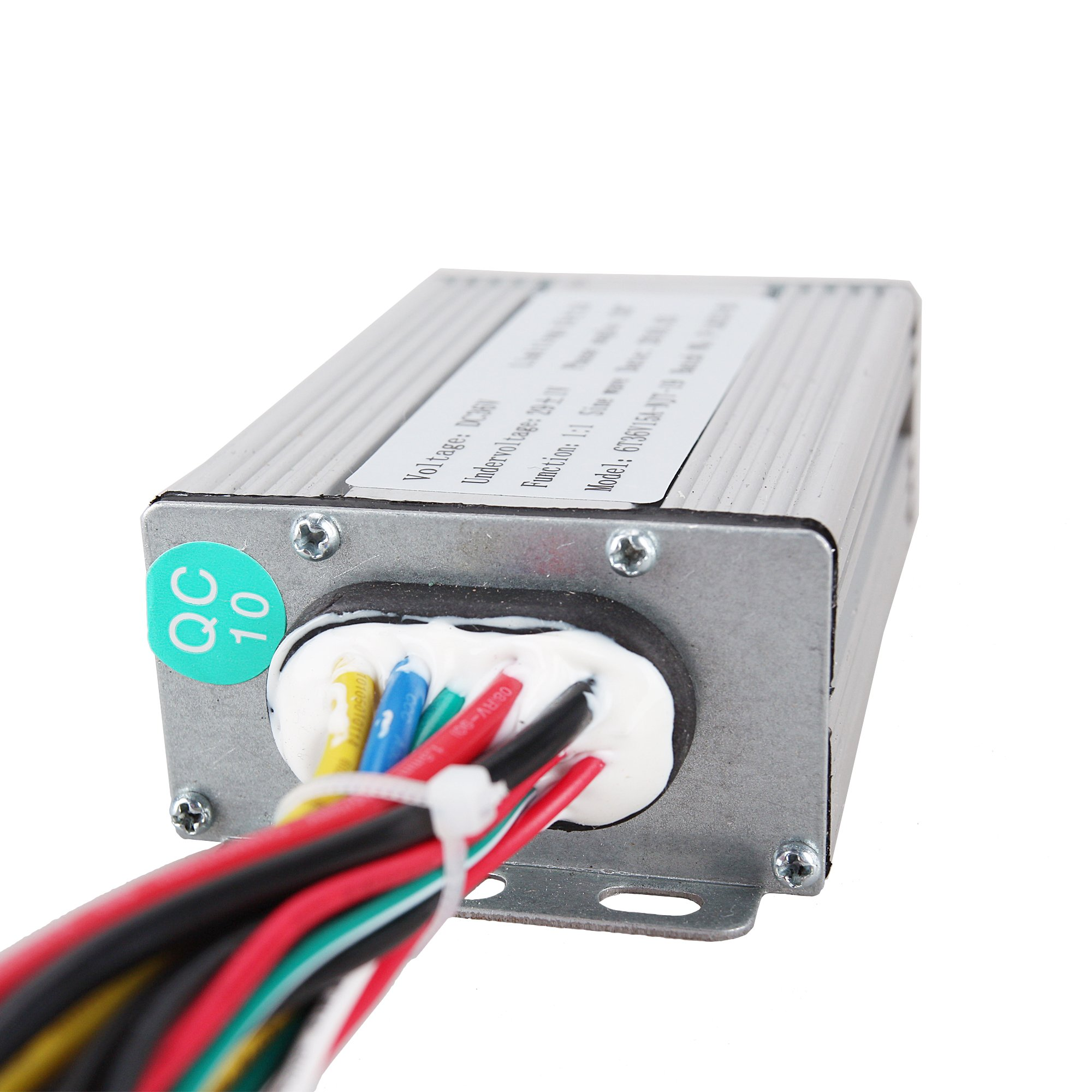 Nakto Spark City Electric Bicycle Controller for Spark 26''/20''/22'' City Ebike by Nakto (Image #2)