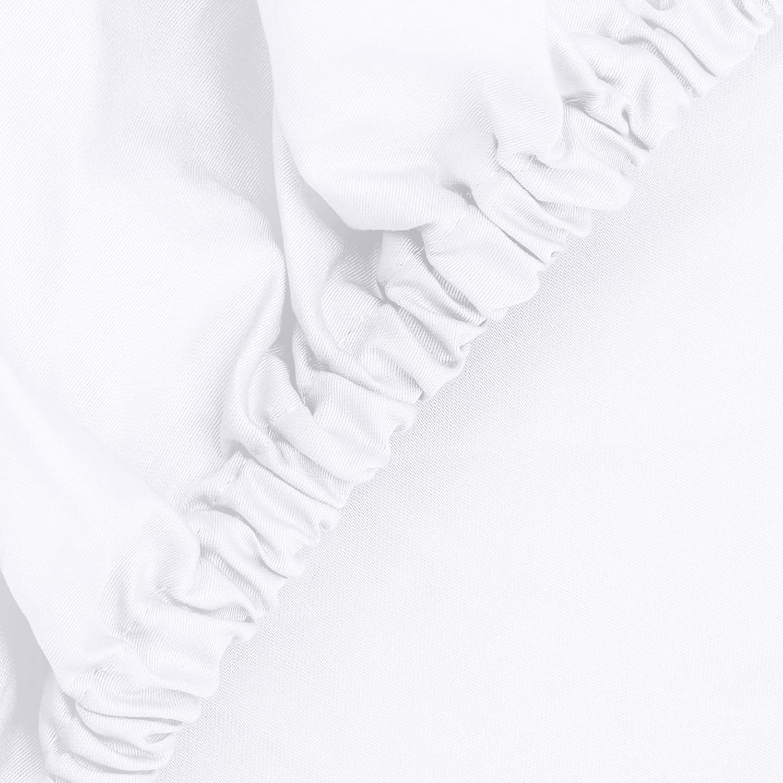 Basics 80 x 190 cm dunkelgrau Satin-Spannbettlaken