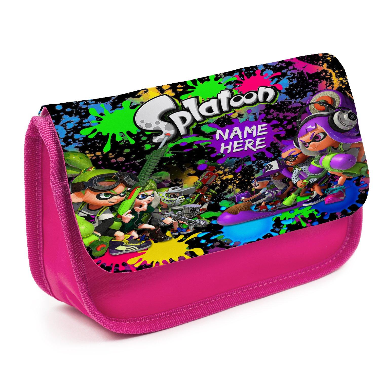 Estuche para lápices personalizado Splatoon Gamer ST849 para ...