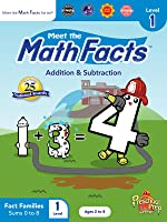 Meet the Math Facts Level 1 Video Download