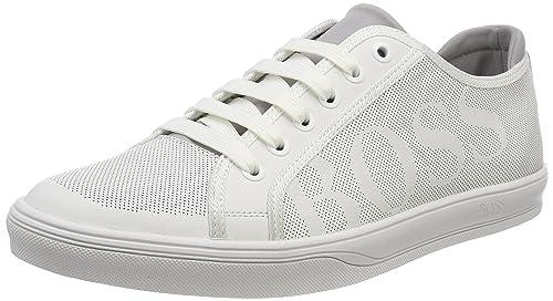 Mens Attitude_Tenn_Lux Low-Top Sneakers HUGO BOSS 6Z14P