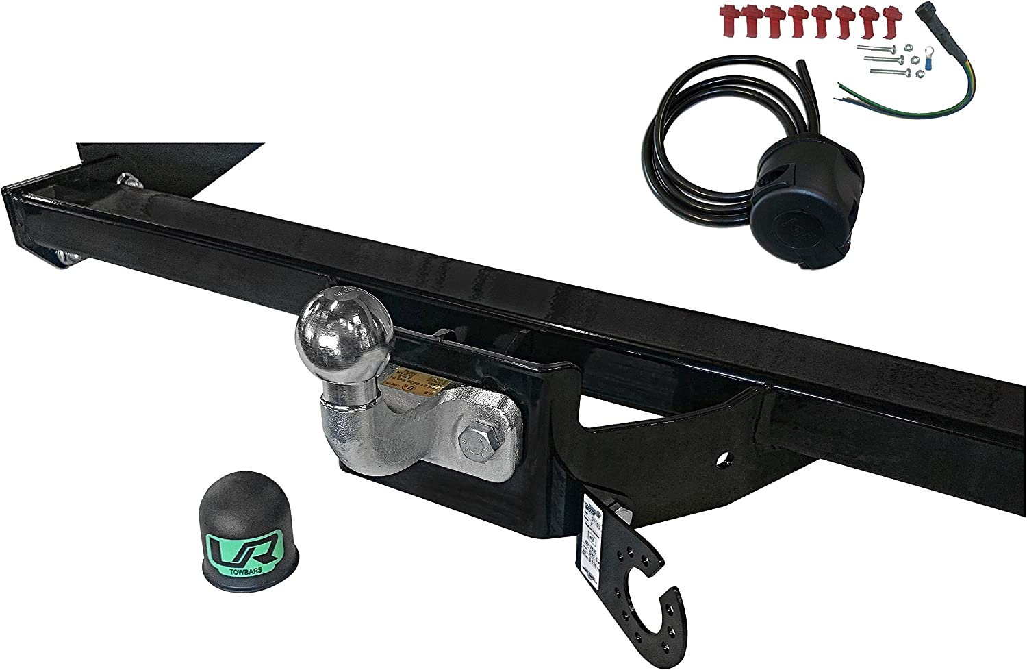 Umbra Rimorchi Flange Towbar with 7 pin Electrics for Renault Master II VAN 2003 to 2010 UT311COR01ZSFM//WU200UK9