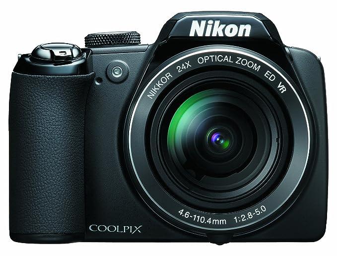 Review Nikon Coolpix P90 12.1MP
