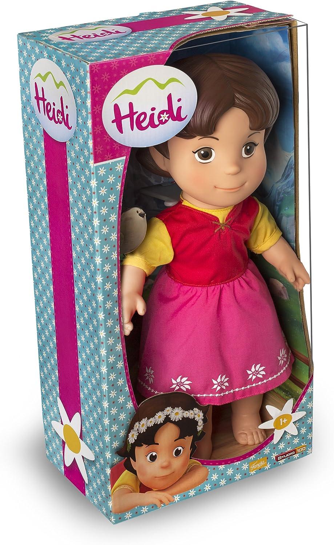 Amazon.es: Heidi - Muñeca, 36 cm (Famosa 700012252): Juguetes y juegos