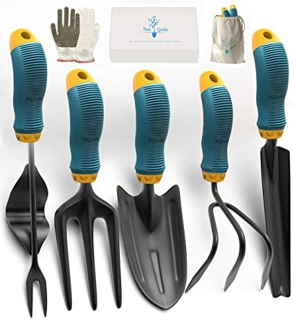 Delicieux Garden Tool Kit   Gardening Supplies Set   Quality Garden Tools Set    Vegetable Flower Garden