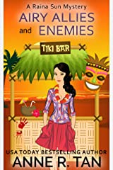 Airy Allies and Enemies: A Chinese Cozy Mystery (A Raina Sun Mystery Book 11) Kindle Edition