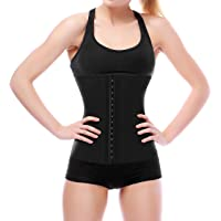Shape of Wellness Waist Trainer for Women-Waist Cincher Trimmer-Slimming Body Girdle-Slimming Underwear and Fitness wear…
