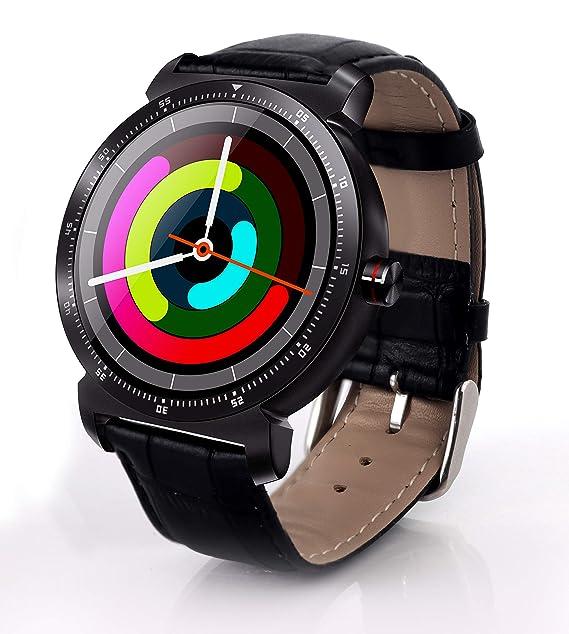 RanGuo Reloj Inteligente para Hombres Mujeres y niños ...
