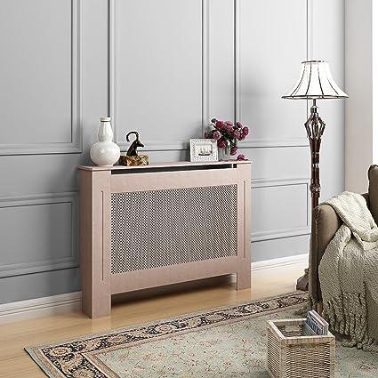 Keinode - Mueble para radiador (Madera MDF, tamaño Ajustable), Type A