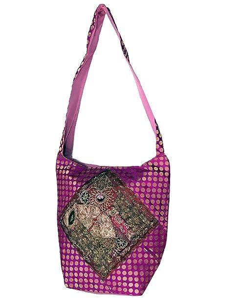 Shubhangi Women S Handbag Jaipuri Embridered Handicraft Traditional