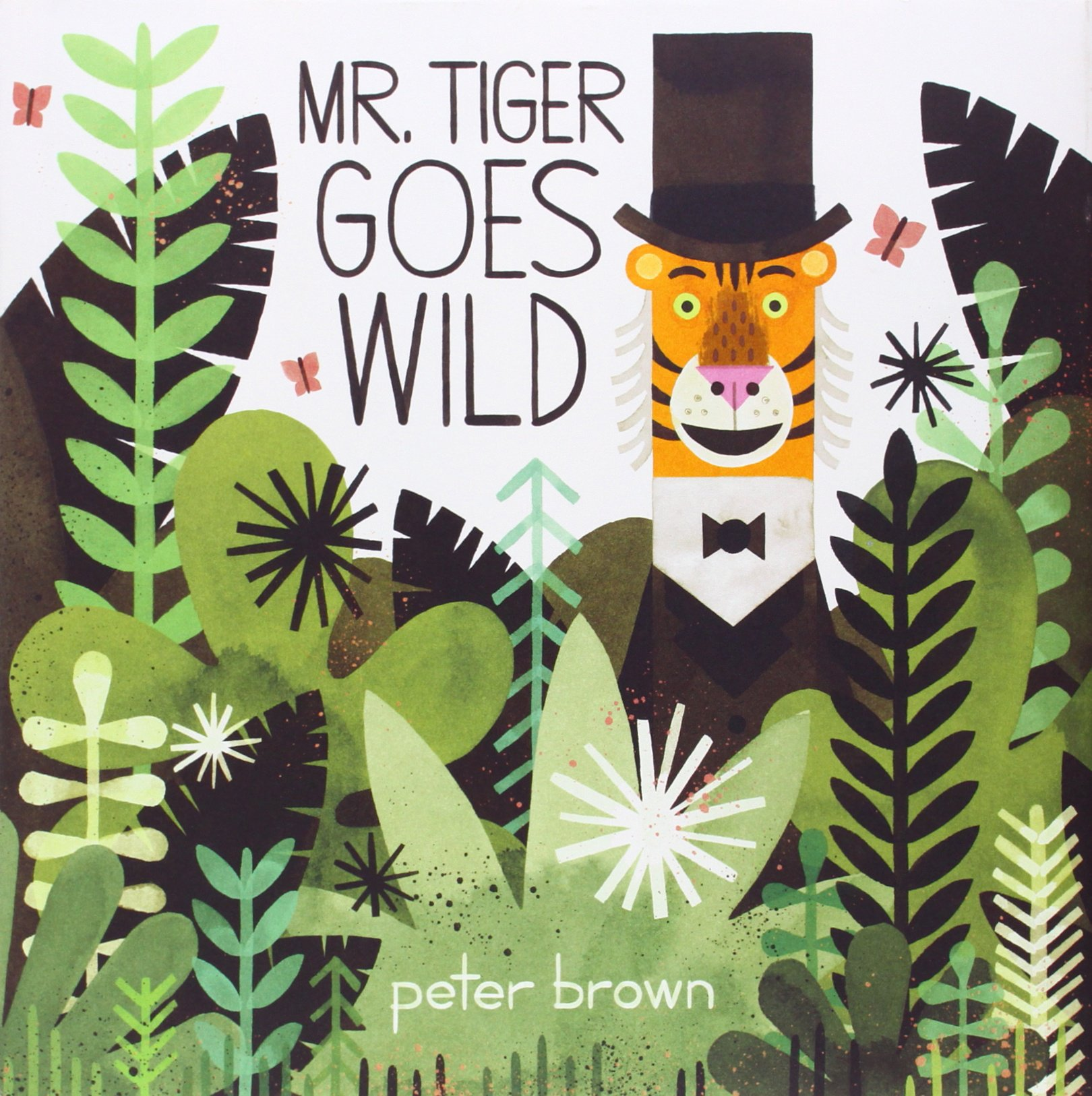 Mr. Tiger Goes Wild  Boston Globe Horn Book Awards  Awards