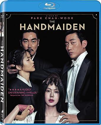 Amazon com: The Handmaiden [Blu-ray]: Min-hee Kim, Jung-woo