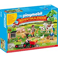 PLAYMOBIL 70189 ADVENTSKALENDER Spielzeug, Rollenspiel, bunt, one Size
