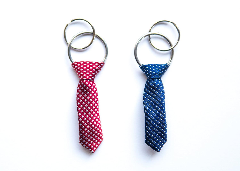 Tie Keychain ACCESSORY メンズ B075M6ZHPV