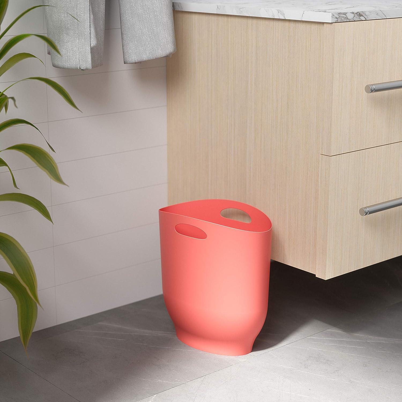 Amazon.com: Umbra Harlo - Papelera de baño elegante y ...
