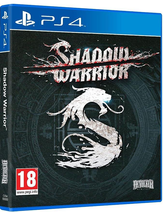 Shadow Warrior: playstation 4: Amazon.es: Videojuegos