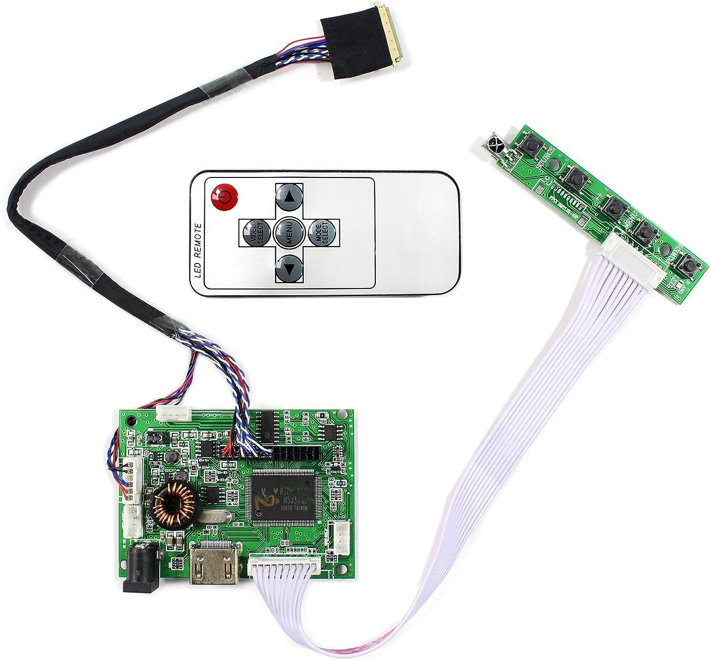Controladora Lcd Hdmi 14 HT140WXB B140XW03 15.6