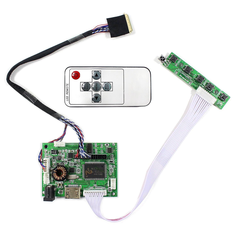 Amazon com: HDMI Audio Input LCD Controller Board For 14