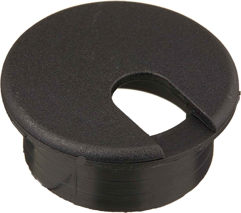 2 Black Desk Grommet ( 5 Pack)