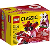 LEGO Classic Red Creativity Box Building Kit