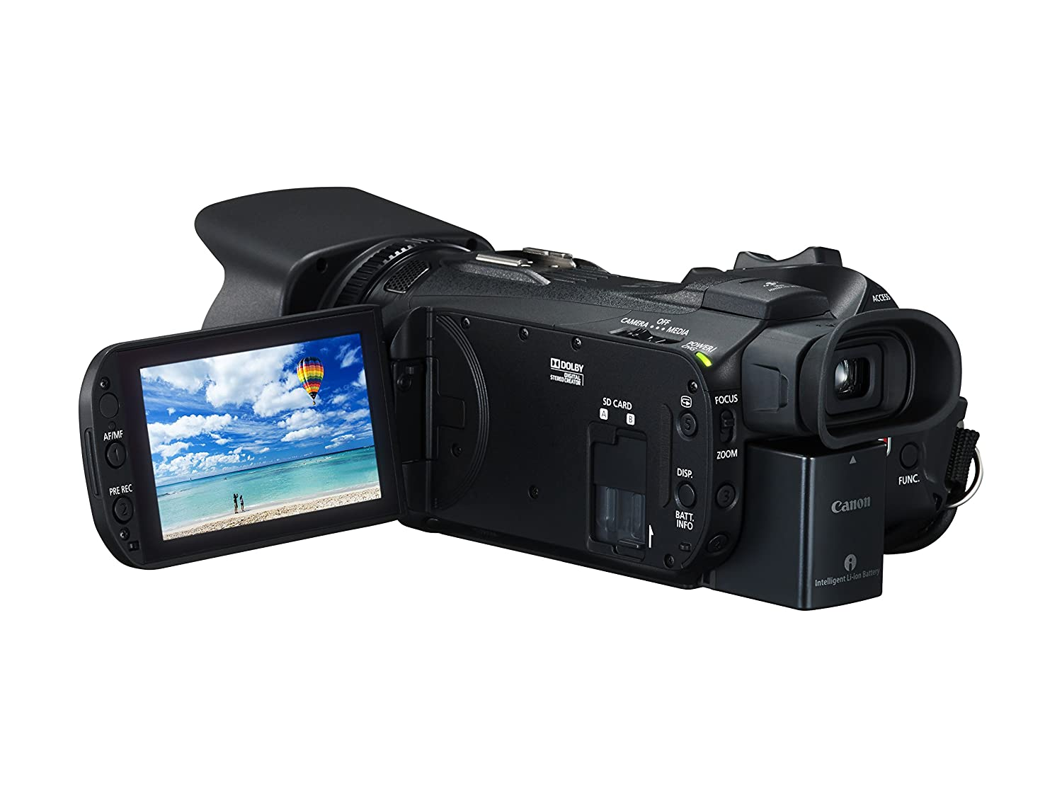Buy Canon VIXIA HF G40 Camcorder Online at Low Price in India | Canon  Camera Reviews & Ratings - Amazon.in