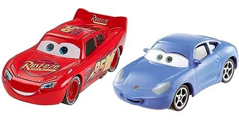 Mattel Cars Mcqueen it Lightning SallyMattelAmazon 3 Disney L5j3AR4