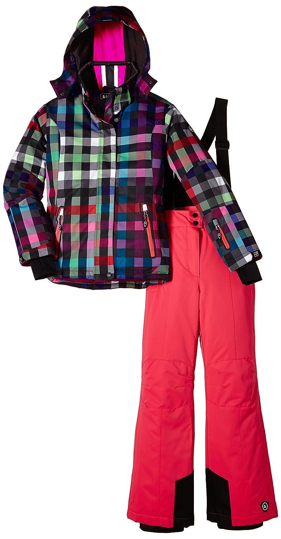 Killtec Kids Ski Set Tolina Junior - Conjunto térmico de ropa interior para niña, color rosa, talla 140: Amazon.es: Deportes y aire libre