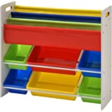 Muscle Rack KTO341031-BC Book and Toy Organizer