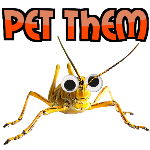 Pet Them: Creepy Crawlies Edition (Free) ()