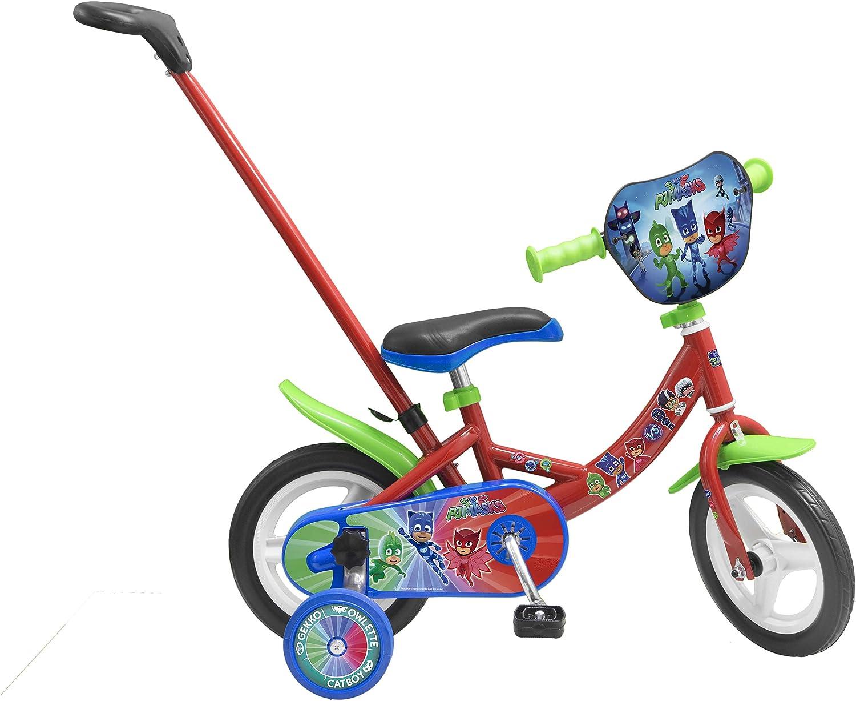 TOIMSA – pjmasks para Bicicleta Infantil con bastón de desviación ...